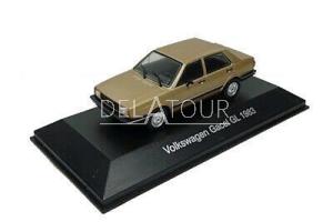 Volkswagen Gacel GL 1983 Gold Metallic