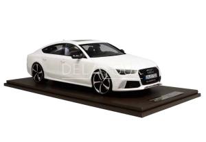 Audi A7 RS7 Sportback 2016 White