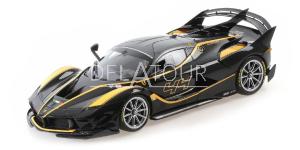 Ferrari FXX-K Evo #44 Nero