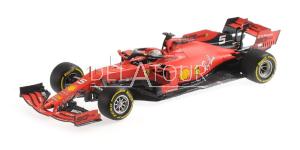 Ferrari SF90 #5 S. Vettel Belgium GP 2019
