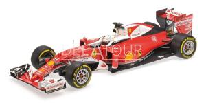Ferrari SF16-H #5 S. Vettel Australian GP 2016