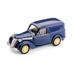 Fiat 1100 E Van 1949 Blue