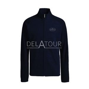Bugatti Men´s Sweater Full Zip Blue