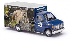 Ford E-350 Wyoming Medical Center Mountan Lion