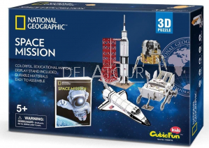 National Geographic Space Mission