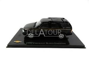 Chevrolet Blazer Executive 1997 Black
