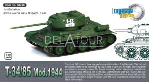 T-34/85 Mod 1944 Guards Tank Brigade 1944