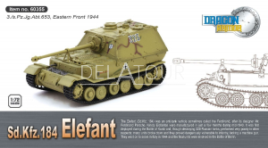 Elefant 3/S.PZ.JG.ABT.653 Eastern Front 1944