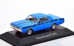 Dodge Polara RT 1974 Blue