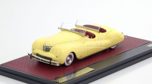 Chrysler Newport Dual Cowl Cabriolet 1941 Yellow