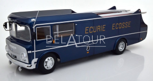 Commer Truck Ecosse Car Transporter 1959 Blue