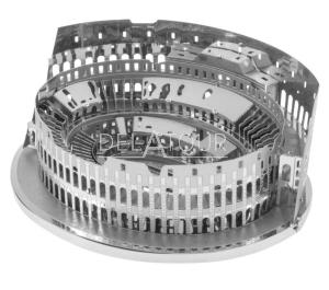 Roman Colosseum Ruins