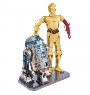 Star Wars C-3PO & R2-D2 DeLuxe Set