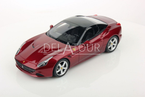 Ferrari California T Spider Closed Roof 2014 Red