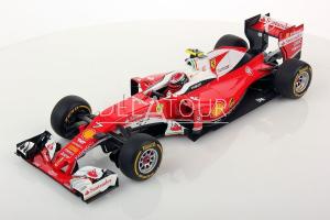 F1 Ferrari SF16-H K. Raikonnen Bahrein GP 2016