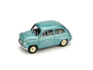 Fiat 600 I Series Rai Radio 1960 Blue
