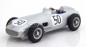 Mercedes F1 W196 #50 P. Taruffi  British GP 1955