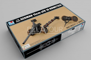 German 15cm SFH 18 Howitzer