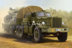 M19 Tank Transporter with Hard Top Cab