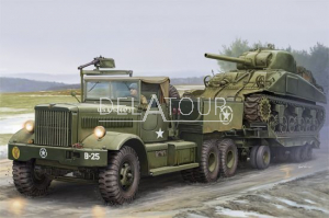 M19 Tank Transporter with Soft Top Cab