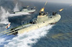 Soviet Navy G-5 Class MotorTorpedo Boat