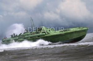 Elco 80 Motor Patrol Torpedo Boat Early Type