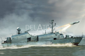 Russian Navy Osa Class Missile Boat Osa-1