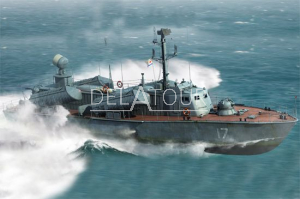 Russian Navy Osa Class Missile Boat Osa-2