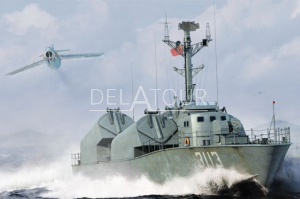 Pla Navy Type 21 Class Missile Boat