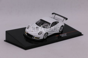 Porsche 911 GT3 R Ready to Race White