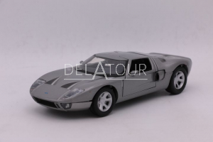 Ford GT Concept Silver