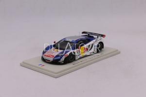 McLaren 12C GT3 French GT Tour 2012