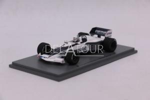 Brabham BT52 #6 R. Patrese Brazilian GP 1983