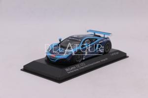 McLaren 12C GT3 24H Spa 2012