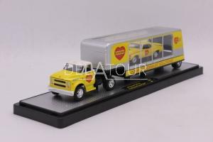 Chevrolet Truck & Chevrolet Camaro SS/RS Hooker