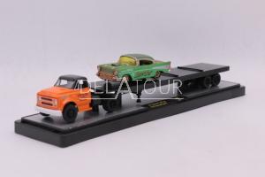 Chevrolet C60 Truck & Chevrolet Bel Air Castline