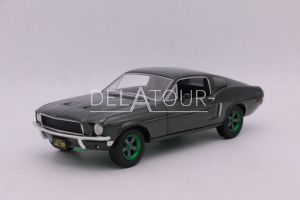 Ford Mustang GT 1968 Bullit Green Wheels