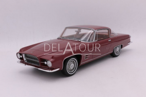 Chrysler Dual Ghia L6.4 Coupe 1960 Metallic Red