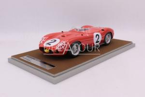 Maserati 450S #2 24H LeMans 1957