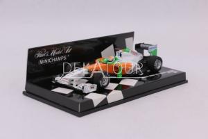 F Force India VJM04 A. Sutil 2011