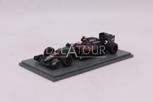F1 McLaren MP4-31 J. Button  Australian GP 2016