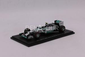 F1 Mercedes W05 N. Rosberg Monaco GP 2014
