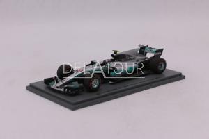 F1 Mercedes W08 V. Bottas Russian GP 2017