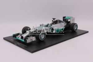 F1 Mercedes W05 L. Hamilton Winner British GP 2014
