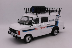 Ford Transit MKII 1979 Rally Assistance Ford