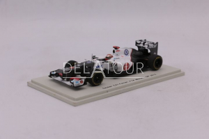 F1 Sauber C31 K. Kobayashi Monaco GP 2012