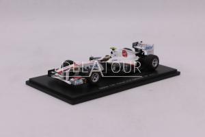 F1 Sauber C30 P. De La Rosa Canadian GP 2011