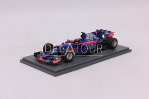 F1 Toro Rosso STR12 D. Kvyat Abu Dhabi  GP 2017