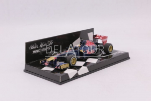 F1 Toro Rosso STR8 J.E. Vergne 2013
