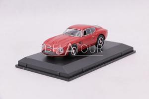 Aston Martin DB4 GT Zagato Red